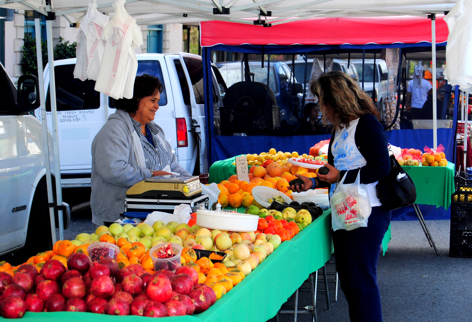farmer's markets in pasadena